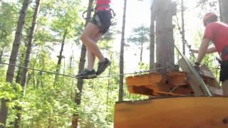 Treetop Trekking Ganaraska - Official Video