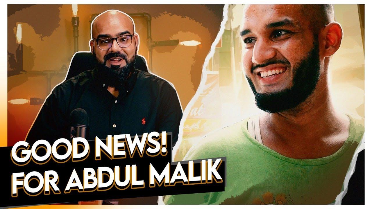 GOOD News For Abdul Malik | Junaid Akram