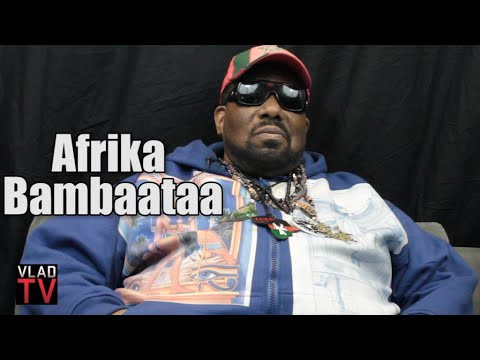 Afrika Bambaataa: Homosexuality Behind Doors is Their Business (2015)