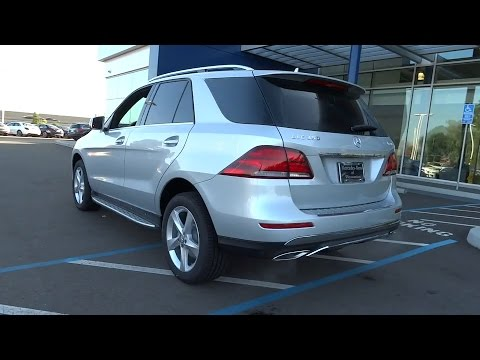 2016 Mercedes-Benz GLE Pleasanton, Walnut Creek, Fremont, San Jose, Livermore, CA 16-2036