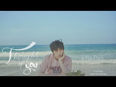 [ Hangul + Eng / Vietsub ] Thought of you (네 생각) - John Park (존박)