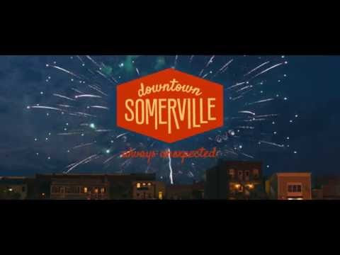 Downtown Somerville Summer 2016