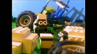 LEGO Shaun The Sheep: Tractor Trouble | Episode 7