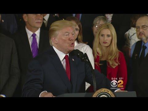 Trump On Opioid Epidemic