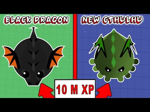 NEW ANIMAL AFTER 10M XP IN MOPE.IO!? NEW MOPE.IO CTHULHU ANIMAL IDEA! (Mope.io)