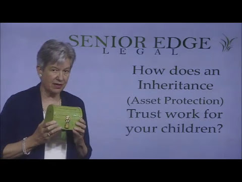 How does an Inheritance Trust work for your children?