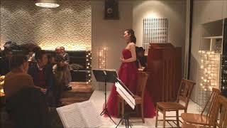 ルイージ・アルディーティ/口づけ(ソプラノ・ピアノ) 朝♪クラ~Asa-Kura~