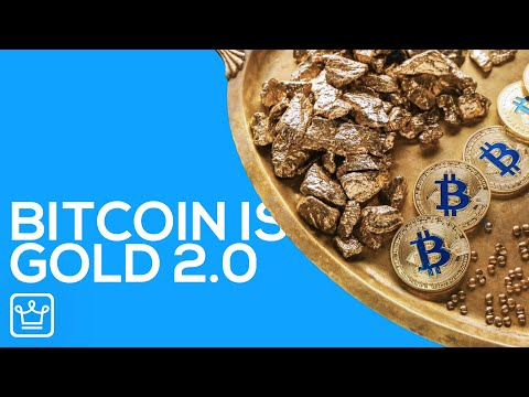 15 Reasons Why BITCOIN Is GOLD 2.0
