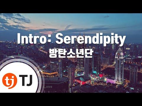 [TJ노래방] Intro: Serendipity - 방탄소년단(BTS) / TJ Karaoke
