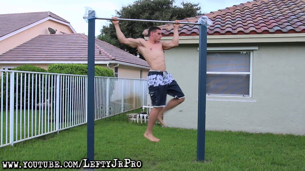 e0093d8f9 Walking On Air Pull Ups!  Defy Gravity