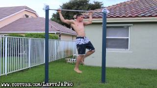 Walking On Air Pull Ups! [Defy Gravity]