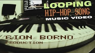 LOOPING MUSIC VIDEO 2015 - MIDI KEYBOARD M-AUDIO AXIOM 49 (P