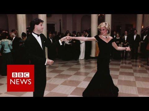 Princess Diana Exhibition: A life in fashion - BBC News