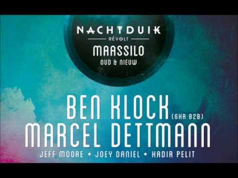 Ben Klock b2b Marcel Dettmann - Mainstage at Nachtduik -  NYE 2012 (Part 1)