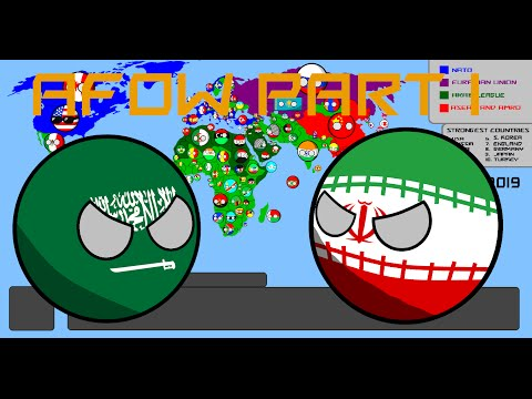 Alternate Future of the World l Episode 1 l The Middle East Conflict