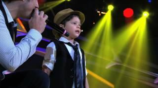 Programa Raul Gil - Yago (Vagalumes) - Ivo Mozart