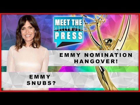 Emmy Nomination Hangover: Netflix vs. HBO; 'Versace' Kudos, Snubs  'Meet The Hollywood Press