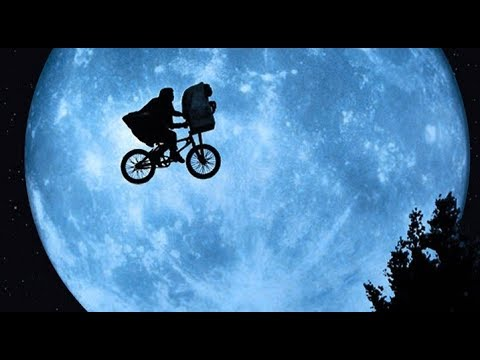 Music+Cinema: E.T. the Extra-Terrestrial- E.T. l'extra-terrestre (Extrait)