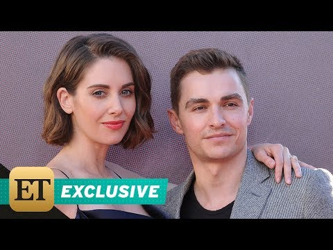 Download Youtube: EXCLUSIVE: Alison Brie Jokes She Can Put Husband Dave Franco in a 'Headlock' After Filming 'GLOW'