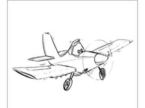 Coloring Disney 39 s Planes YouTube