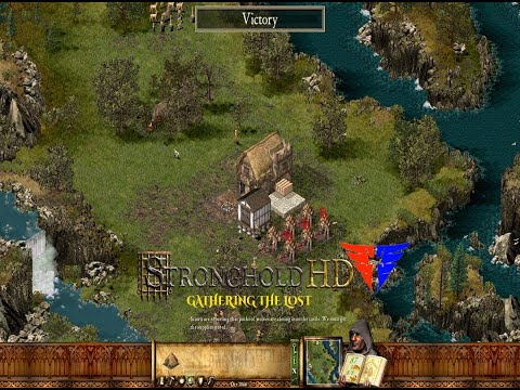 Stronghold HD ► Military Campaign 1: Gathering the Lost |