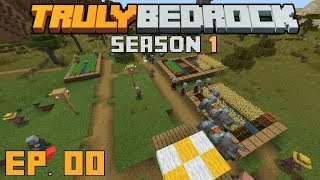 Truly Bedrock S1 E0 Village and Pillage competition