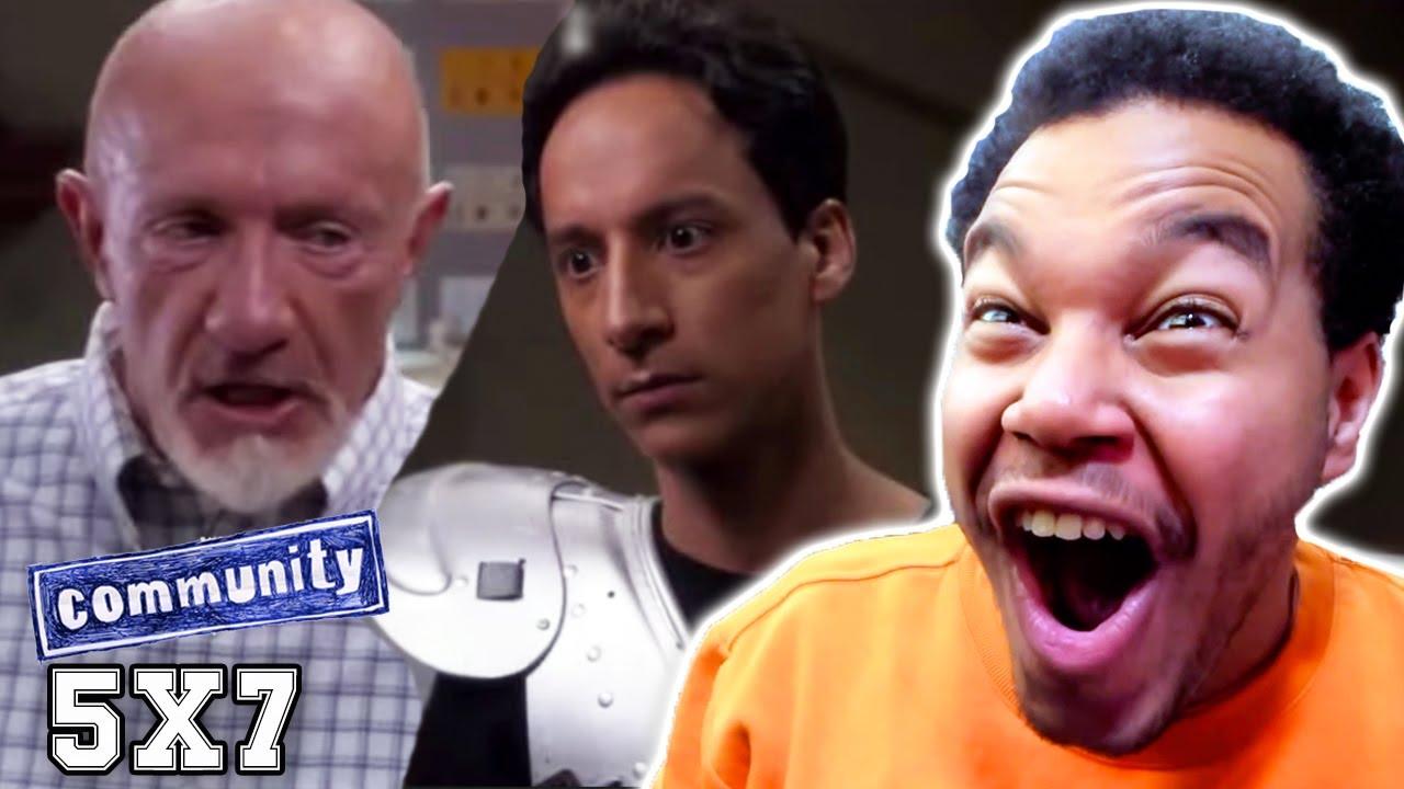 "Download Community Season 5 Episode 7 ""Bondage and Beta Male Sexuality"" REACTION!"