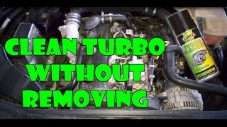 How to clean TURBO without removing !