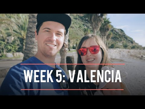 This is WHAT we call WINTER - Week 5 - Valencia