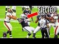 "NFL Craziest ""Heated"" Moments of Week 7    HD"