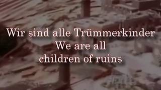 Trümmerkinder - Oomph! (English Subtitles)