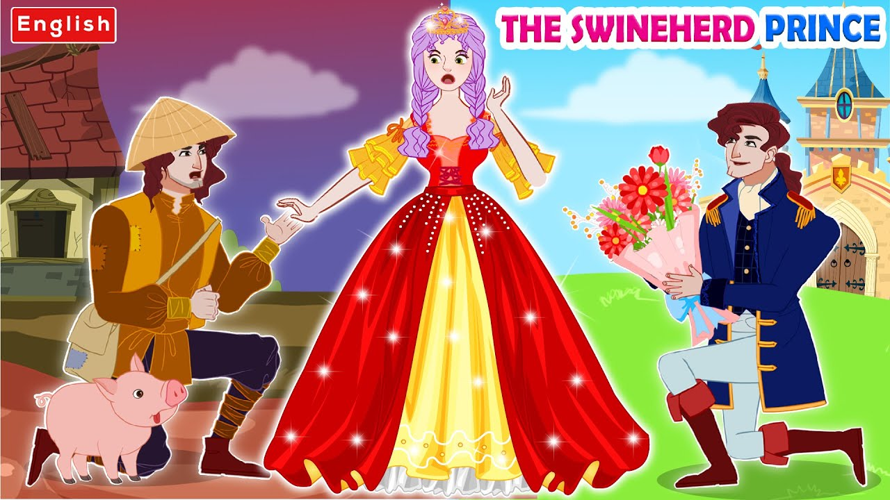 The Swineherd Prince 🤴 Story in English | Story For Teenagers | WOA Fairy Tales