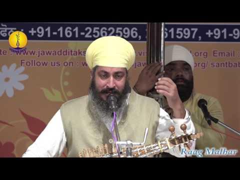 25th AGSS 2016: Raag Malhar Dhrupad Gayan Bhai Baljeet Singh Ji Bhai Gurmeet Singh Ji Delhi