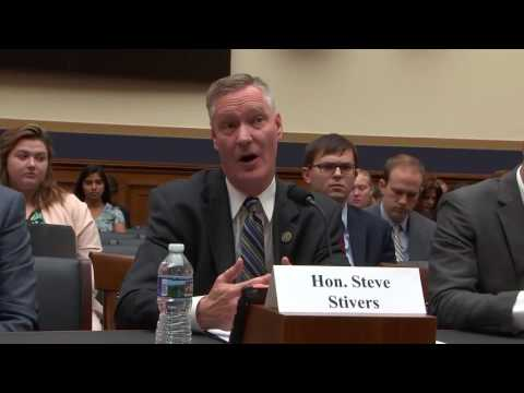 Rep. Stivers Testimony to House Judiciary Committee on The Need for the Balanced Budget Amendment