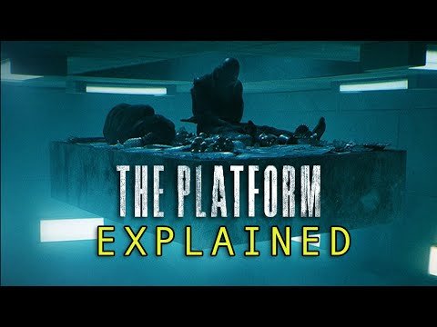 THE PLATFORM (2020) Explained