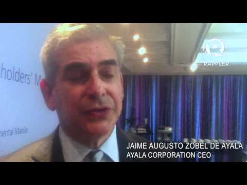Ayala Corp will go for the mass market, says Jaime Augusto
