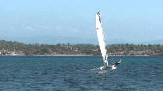 DART 18 CATAMARAN WITH SAILS BY THANOS SAILSDESIGN