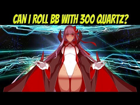 FGO JP: Can I roll Summer BB with 300 SQ?