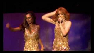 Girls Aloud - TAngled Up Tour - Jump (for my love) HQ