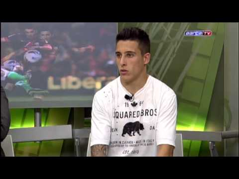 """FC Barcelona - Tello: """"Para mí es un elogio que la gente quiera que juegue"""""""