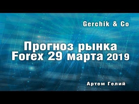Прогноз форекс на 29.03.2019