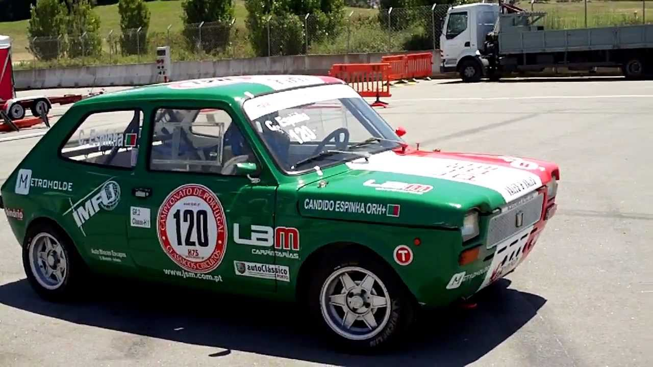 circuito da boavista 2011 fiat 127 abarth youtube. Black Bedroom Furniture Sets. Home Design Ideas
