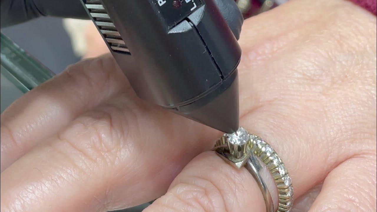 Testing Customer's Engagement Ring (Part 4)