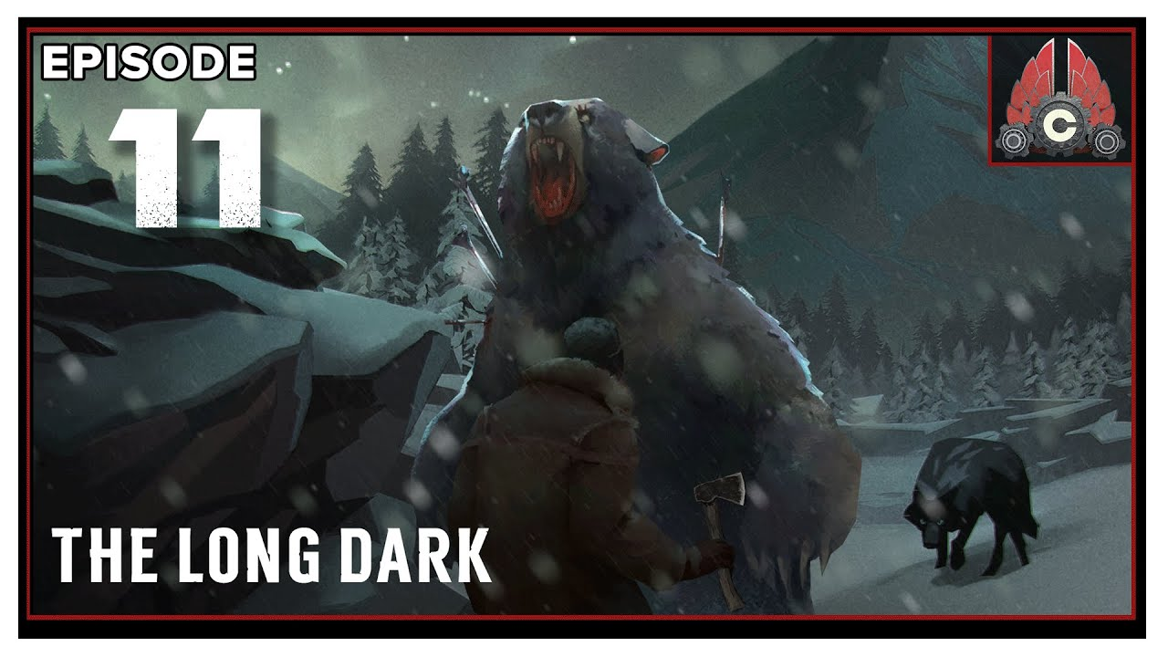 """CohhCarnage Plays The Long Dark (Episode Four) """"Fury, Then Silence"""" - Episode 11"""