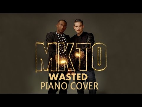 Wasted - MKTO | Piano Cover | LinApic