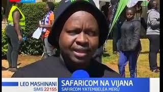 Safaricom na Vijana: Kampuni ya Safaricom yatembelea Meru,yapeleka kambi ya matibabu