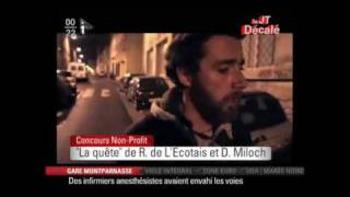 Video La Quête au JT Décalé de Céline Bosquet download MP3, 3GP, MP4, WEBM, AVI, FLV Agustus 2018