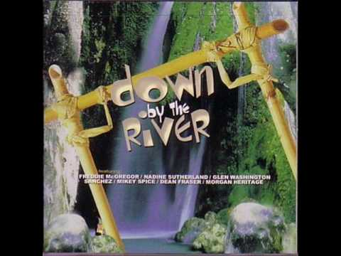 Down By The River (10 - LOVE IS THE KEY - JIMMY RILEY)