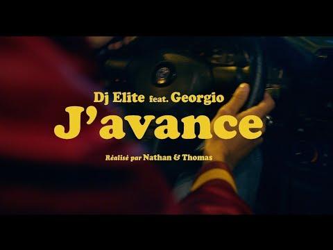 Youtube: DJ Elite – J'avance feat. Georgio (Clip Officiel)