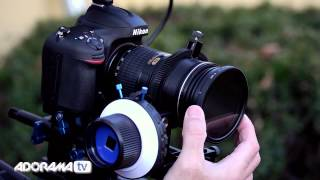 Variable ND Filter: DSLR | Video Skills with Rich Harrington: Ep 129: Adorama Photography TV